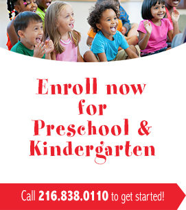 Preschool Enrollment Kickoff - call 2168380110 to get started