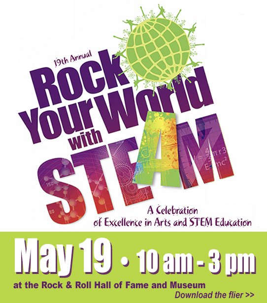 Rock Your World with STEAM