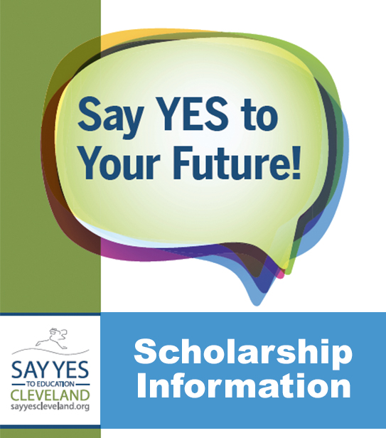 Click here to learn more about Say yes to Education Scholarship Information