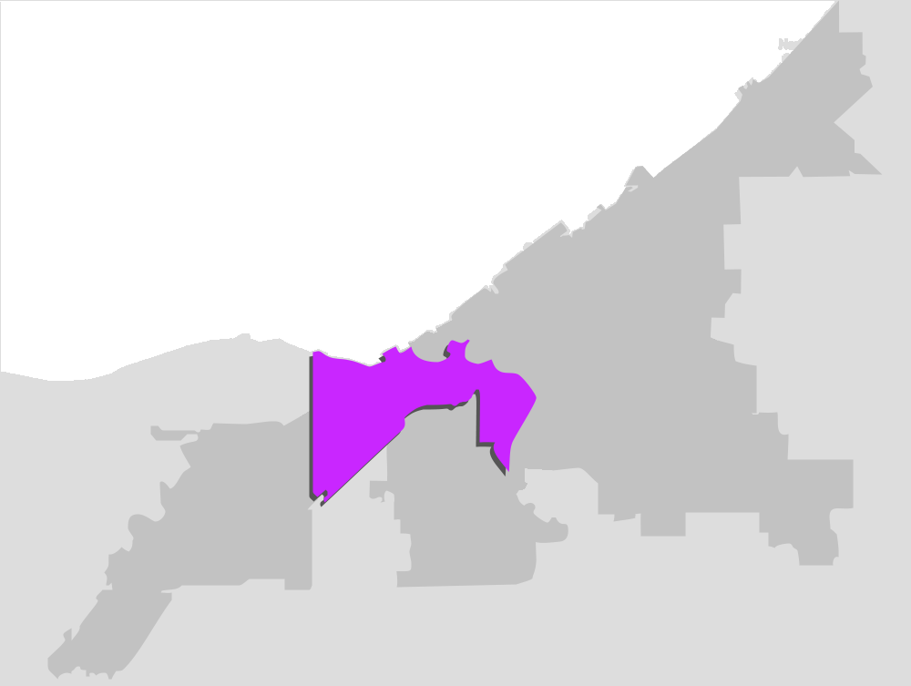 Near West map